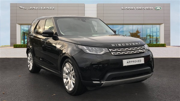 Land Rover Discovery 3.0 SDV6 HSE Luxury 5dr Auto Diesel