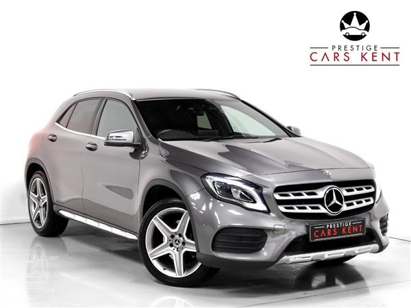 Mercedes-Benz GLA Class GLA 220d 4Matic AMG Line Premium 5dr