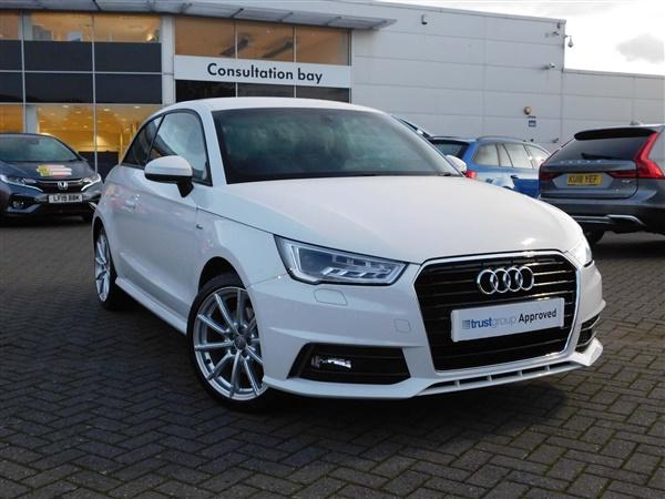 Audi A1 1.4 TFSI S line (s/s) 3dr