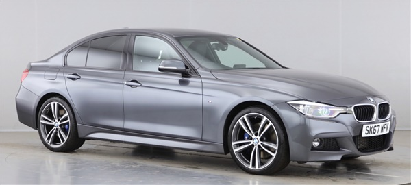 BMW 3 Series 320d M Sport 4dr Step Auto FBMWSH LOW MILES M