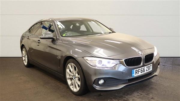 BMW 4 Series d SE Gran Coupe (s/s) 5dr