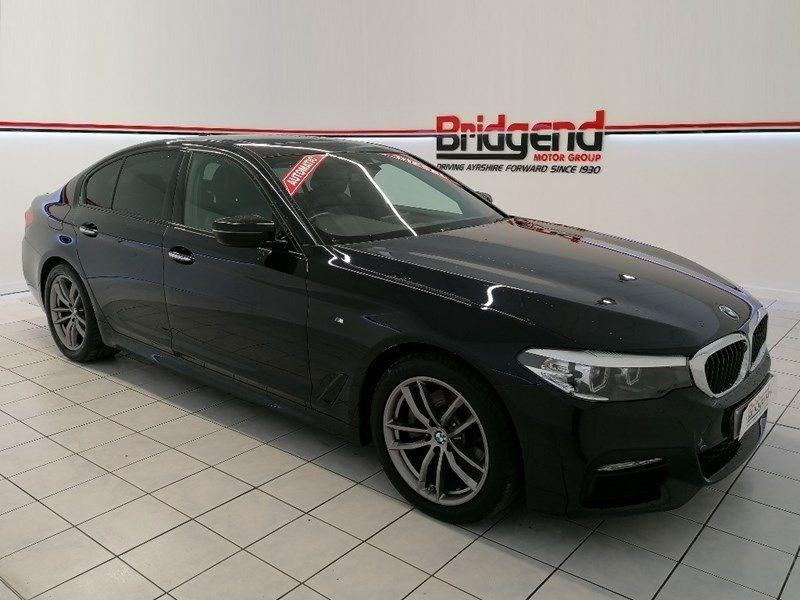 BMW 5 Series d M Sport Auto (s/s) 4dr ++ OVER