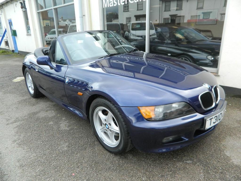 BMW Z3 Convertible1.9 2dr Sports Car -  miles 2