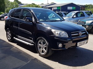 Toyota RAV- in Honiton   Friday-Ad