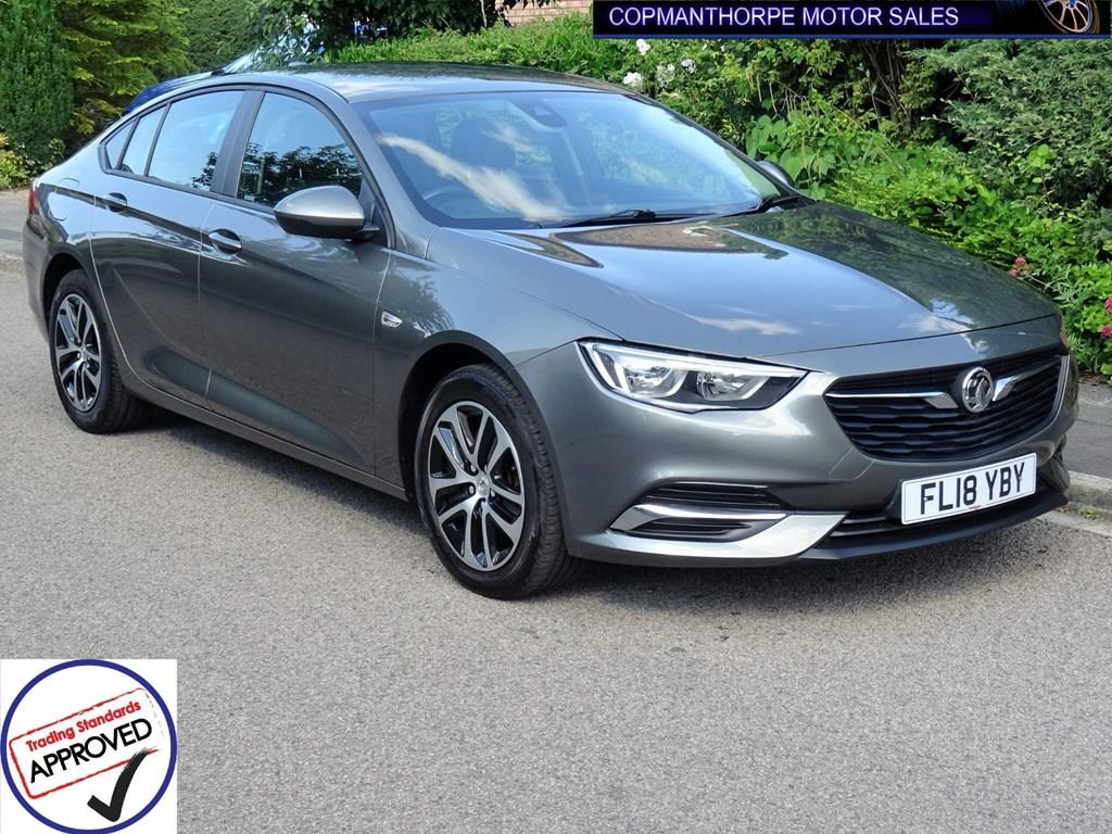 Vauxhall Insignia 1.6 Turbo D ecoTEC Design Nav Grand