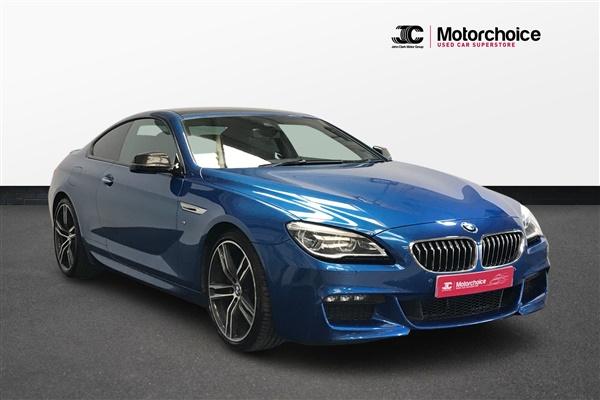 BMW 6 Series 640d M Sport Limited Edition 2dr Auto