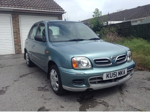 Nissan Micra  in Hastings   Friday-Ad