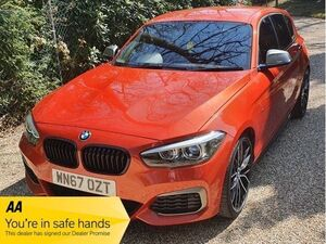 BMW M140i  in Bagshot | Friday-Ad