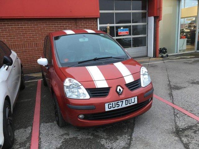 Renault Modus 1.4 Petrol NICE LOOKING CAR SPARES OR REPAIR