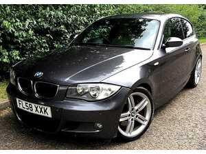 BMW 123D M Sport. Twin Turbo. 3 Door. in Peterborough |