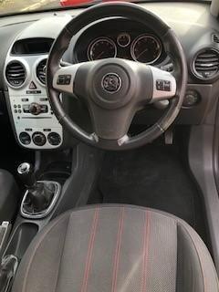 Vauxhall Corsa 1.4 SXI k miles
