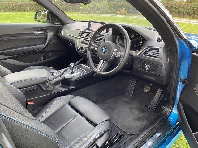 BMW M2 LCI 15k miles (67 plate/November )